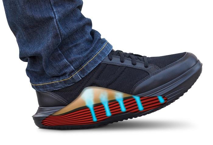 kyBoot-Schuhe: Stehen und Gehen wie auf Wolken!