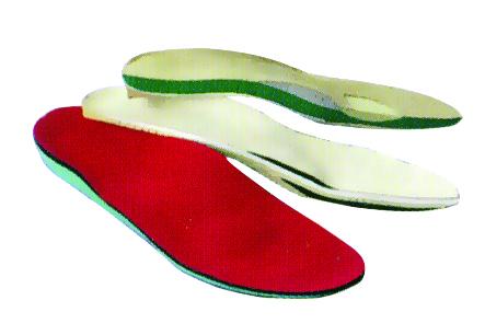 Passende Schuh-Einlagen für Kinder