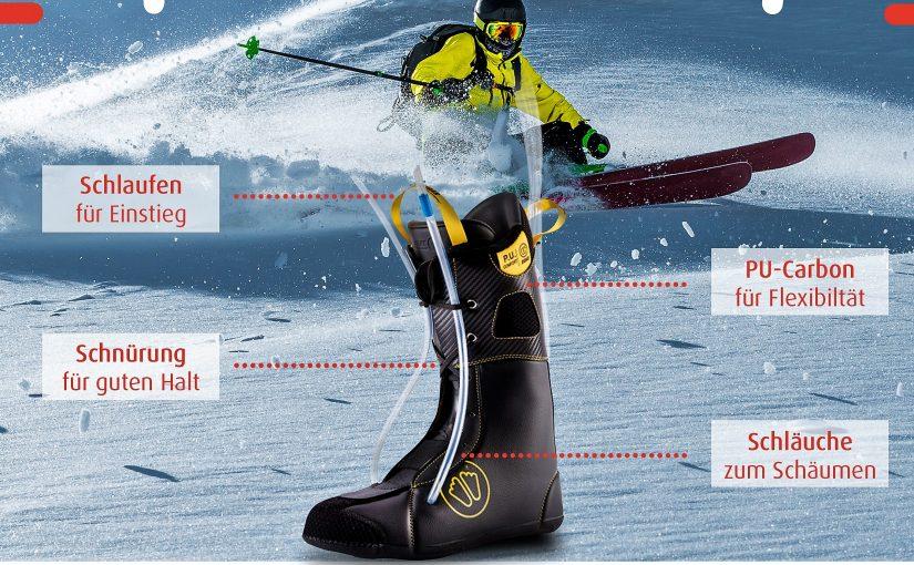Dank Skibootfitting: Keine Schmerzen plus bessere Kontrolle beim Skifahren